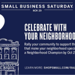 Can Small Business Saturday Beat Black Friday?