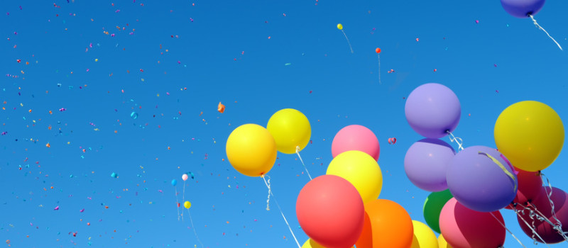 balloons by gee