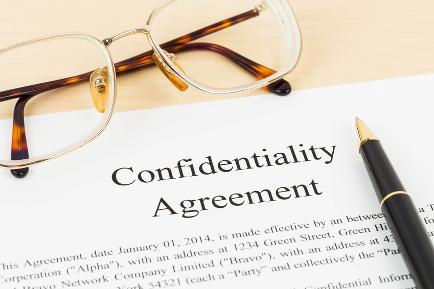 Does Your Small Business Need Non-Disclosure Agreements? - Helping
